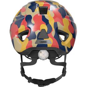 ABUS Anuky 2.0 ACE Helmet Kids color wave
